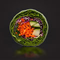 Tosai - Green Veggie Salad Roll