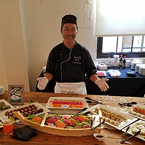 Executive Chef Ando Yushiharu